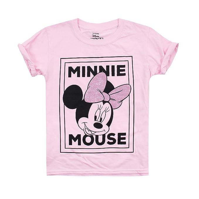 Disney Minnie Hashtag OMG, Camiseta para Niños: Amazon.es: Ropa y accesorios