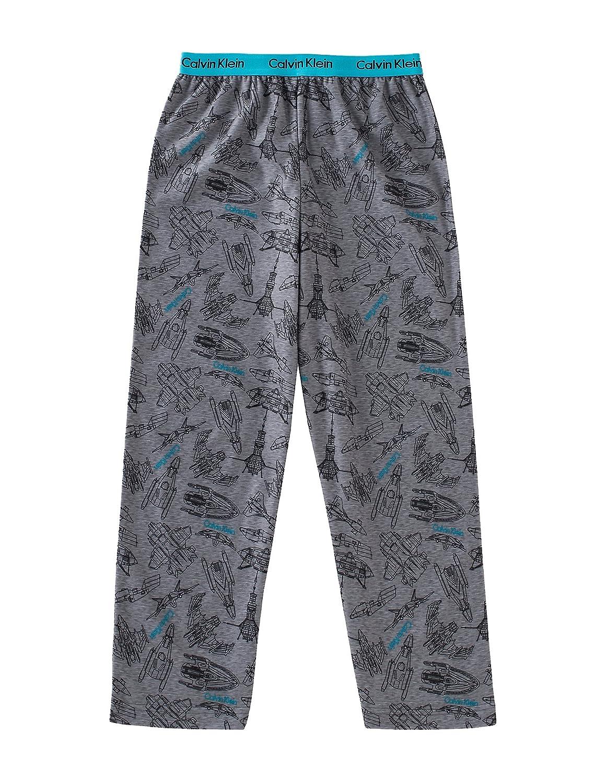 Calvin Klein Boy`s Brushed Jersey Pants