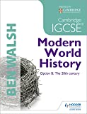 Cambridge IGCSE Modern World History.