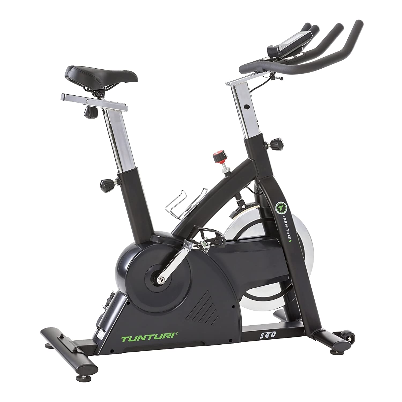 Bicicleta spinning Competence S40 con envÃo, montaje y puesta en marcha incluido: Amazon.es: Deportes y aire libre