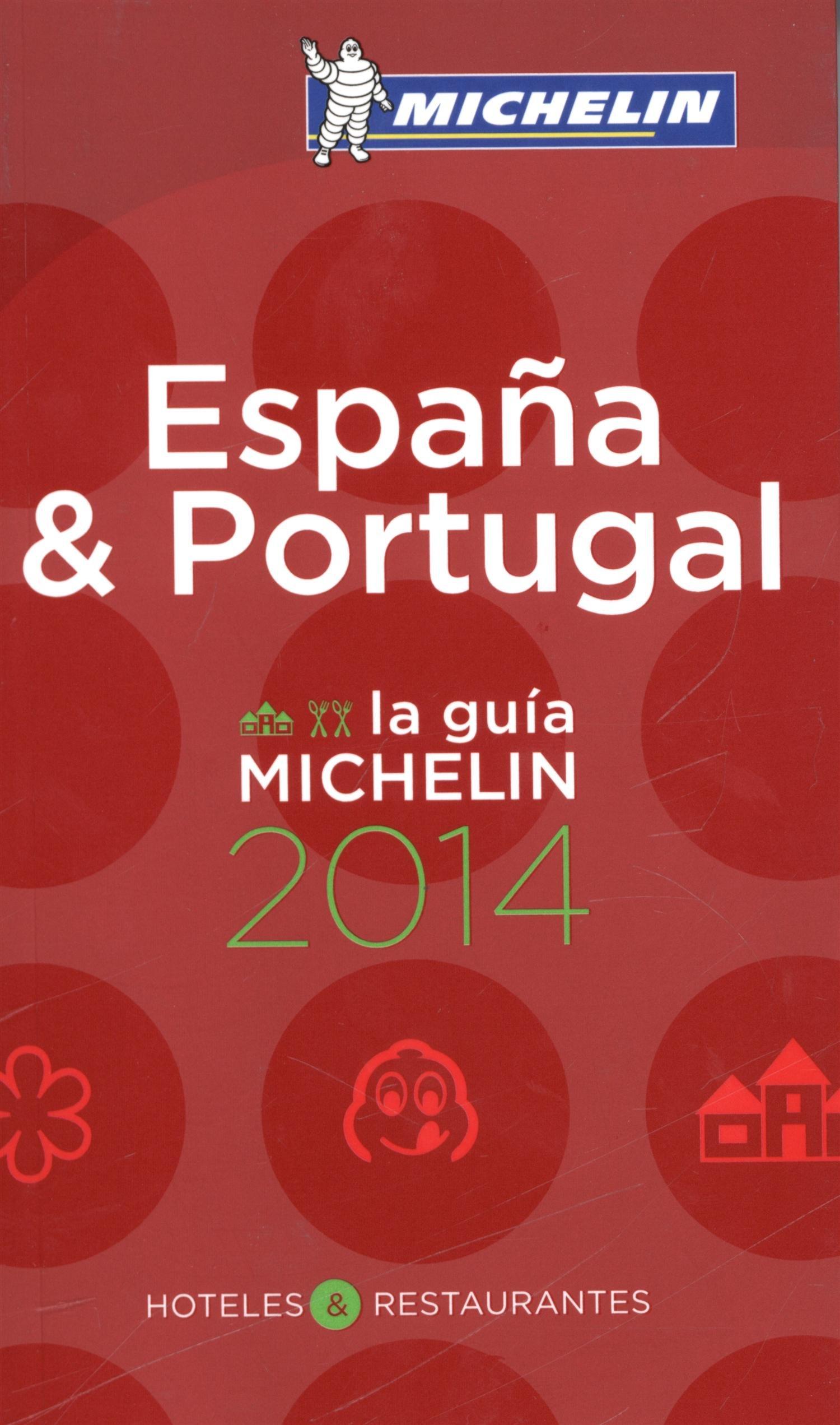La guía Michelin España & Portugal 2014: Hoteles & Restaurantes: Hotels & Restaurants La guida rossa: Amazon.es: Vv.Aa, Vv.Aa.: Libros