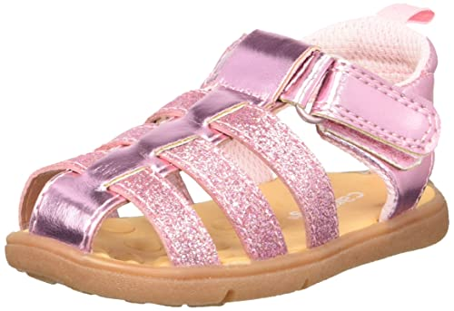 4d058ca65dcfe Carter's Every Step Kids Perry Baby Girl's Fisherman Sandal