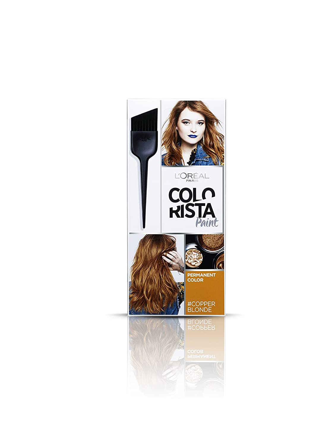 Paint Loreal Preference Ombre: reviews about usability