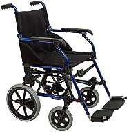 Sehr leichter und gut einklappbarer Rollstuhl aus Aluminium: Dash Stowaway- 12,3kg Gewicht