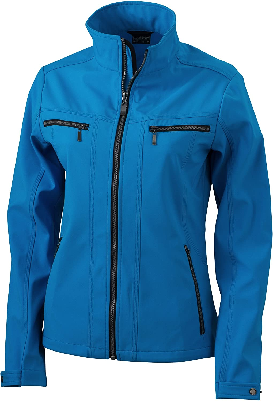 Trendige Damen-Softshell-Jacke in jungem Design