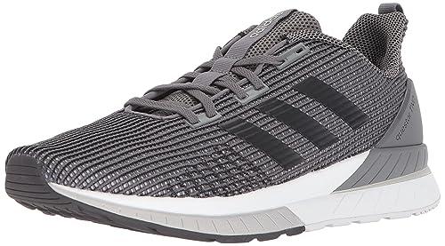 best sneakers 37a36 ec380 adidas Performance Men s Questar Tnd, Grey Four Core Black Carbon, 10 Medium