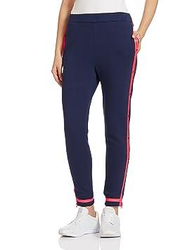 adidas Stellasport Mujer Pantalones de chándal, Azul: Amazon