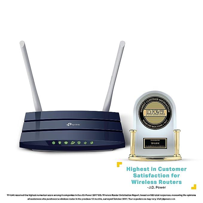 TP-LINK销量第一无线网络路由器$39.99!