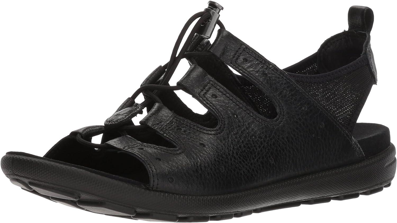 ECCO Women's Jab Toggle Sandal