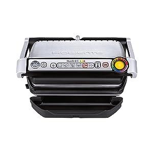 810941t5awL. SL300  Rowenta GR712D Optigrill+, bistecchiera elettrica da 2000 W con 6 programmi di cottura