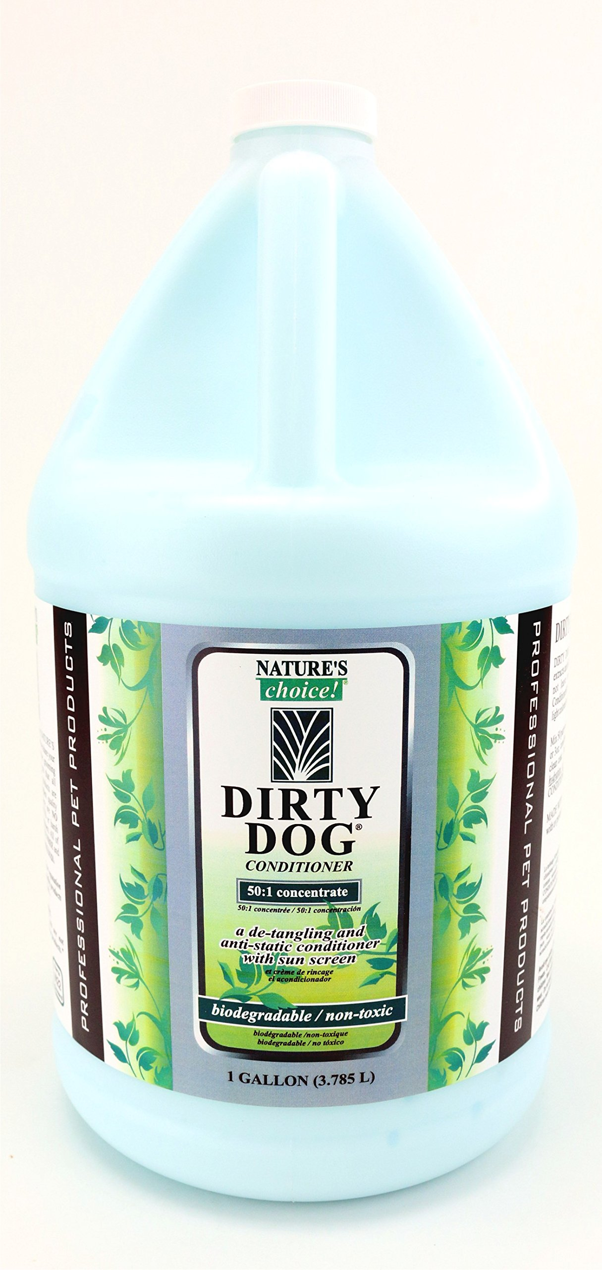 Nature's Choice Dirty Dog Conditioner 50:1 Gallon by Nature's Choice