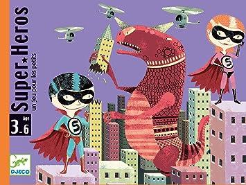 Cartas Super Héroes: Amazon.es: Juguetes y juegos
