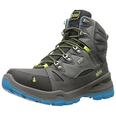 Ahnu Women's North Peak Event-W, Dark Gray 5.5 M US | Hiking Boots