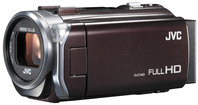 JVCKENWOOD JVC ビデオカメラ EVERIO 内蔵メモリー32GB ブラウン GZ-E765-T  ブラウン B00HAXFZXW