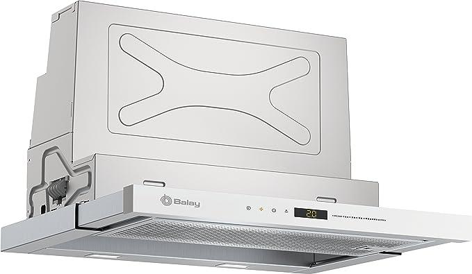 Balay 3BT890B - Campana (710 m³/h, Canalizado, A, A, B, 55 dB): 380.46: Amazon.es: Grandes electrodomésticos