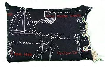 Kissen Maritim deko kissen 40x60 cm maritimes kissen kissen maritim bootskissen