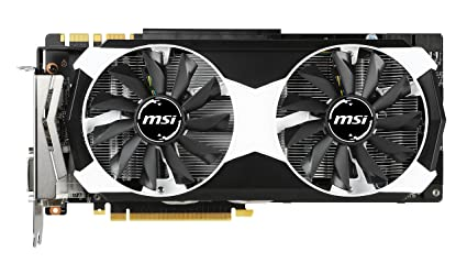 MSI GTX 980TI 6GD5T OC GeForce GTX 980 Ti 6GB GDDR5 ...