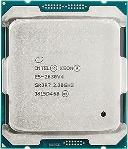 وحدة المعالجة المركزية للحاسوب انتل 2.2 10 BX80660E52630V4
