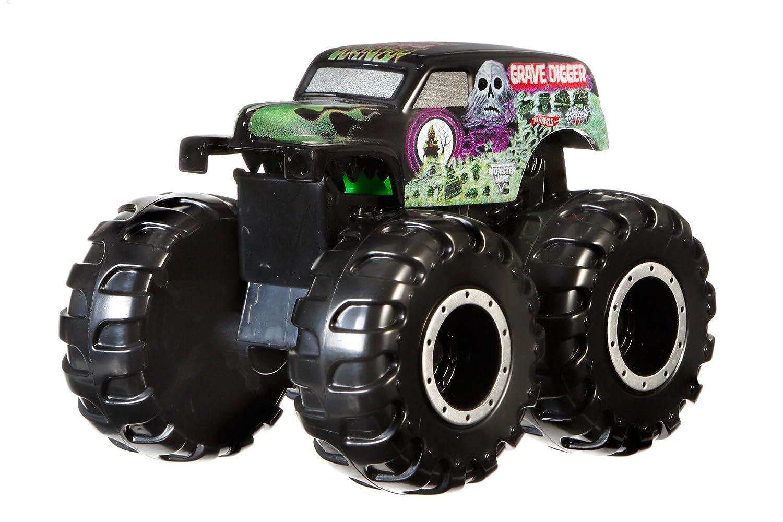 Hot wheels monster trucks toys something is