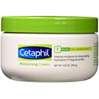 Cetaphil Moisturizing Cream, Fragrance Free, 8.8 Ounce
