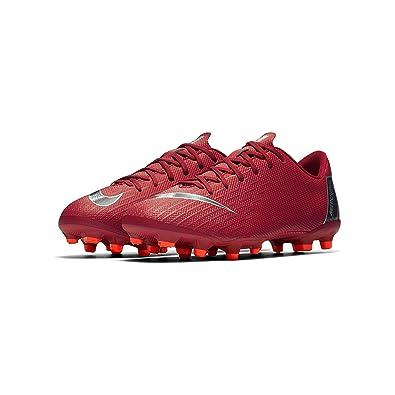 separation shoes d51a3 9b243 Nike Unisex-Kinder Jr Vapor 12 Academy Gs Fg/mg Futsalschuhe, Mehrfarbig (