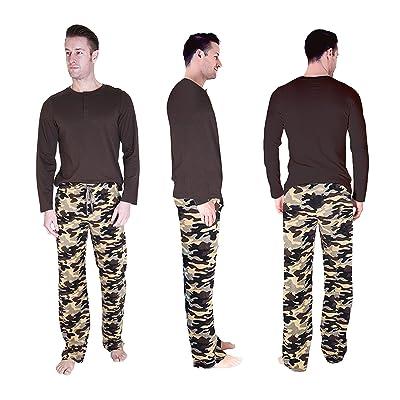 Cherokee Men's 2 Piece Pajama Set at Men's Clothing store