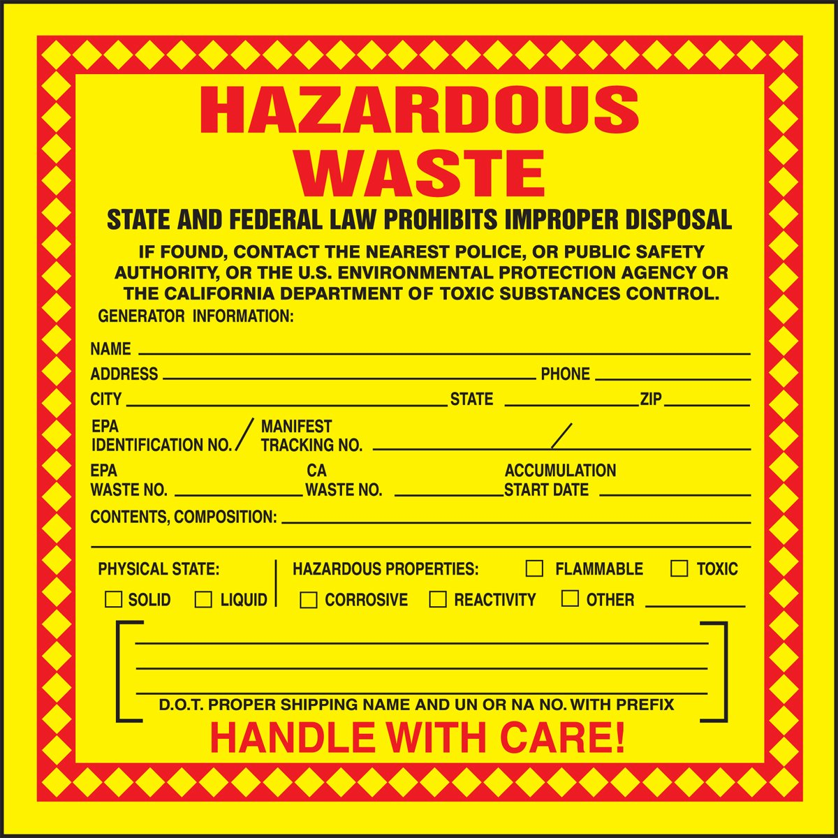 hazardous waste thesis The most downloaded articles from waste management in the last 90 days.