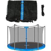 Safety Net Safety Net Net for 12 Netzstangen Des Trampoline 396 to 400 CM