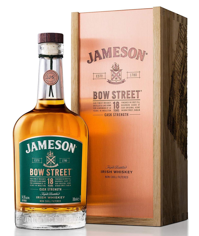 ジェムソン ボウストリート 18年 アイリッシュウイスキー カスクストレングス ギフト アイルランド [ ウイスキー 700ml ] [ギフトBox入り] B07G19T6QB