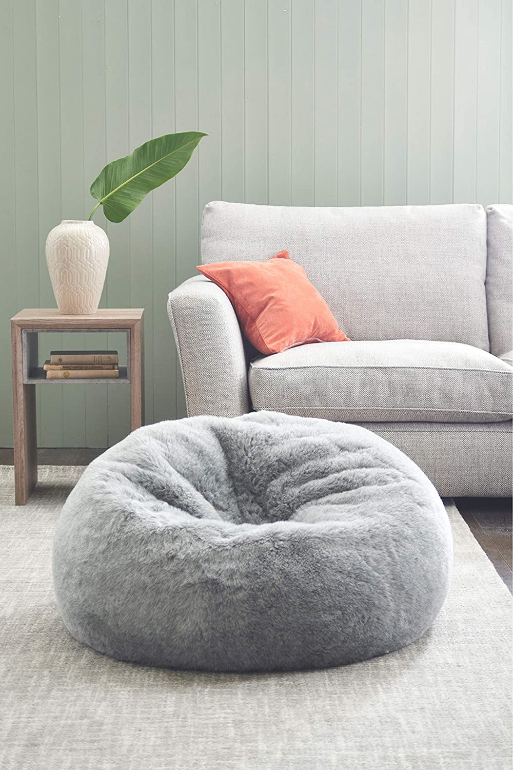 Cozy bean bag for your home. decor, GPD