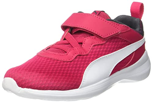 Puma Carson 2 V PS, Zapatillas Unisex Niños, Rosa (Love Potion-White), 34 EU