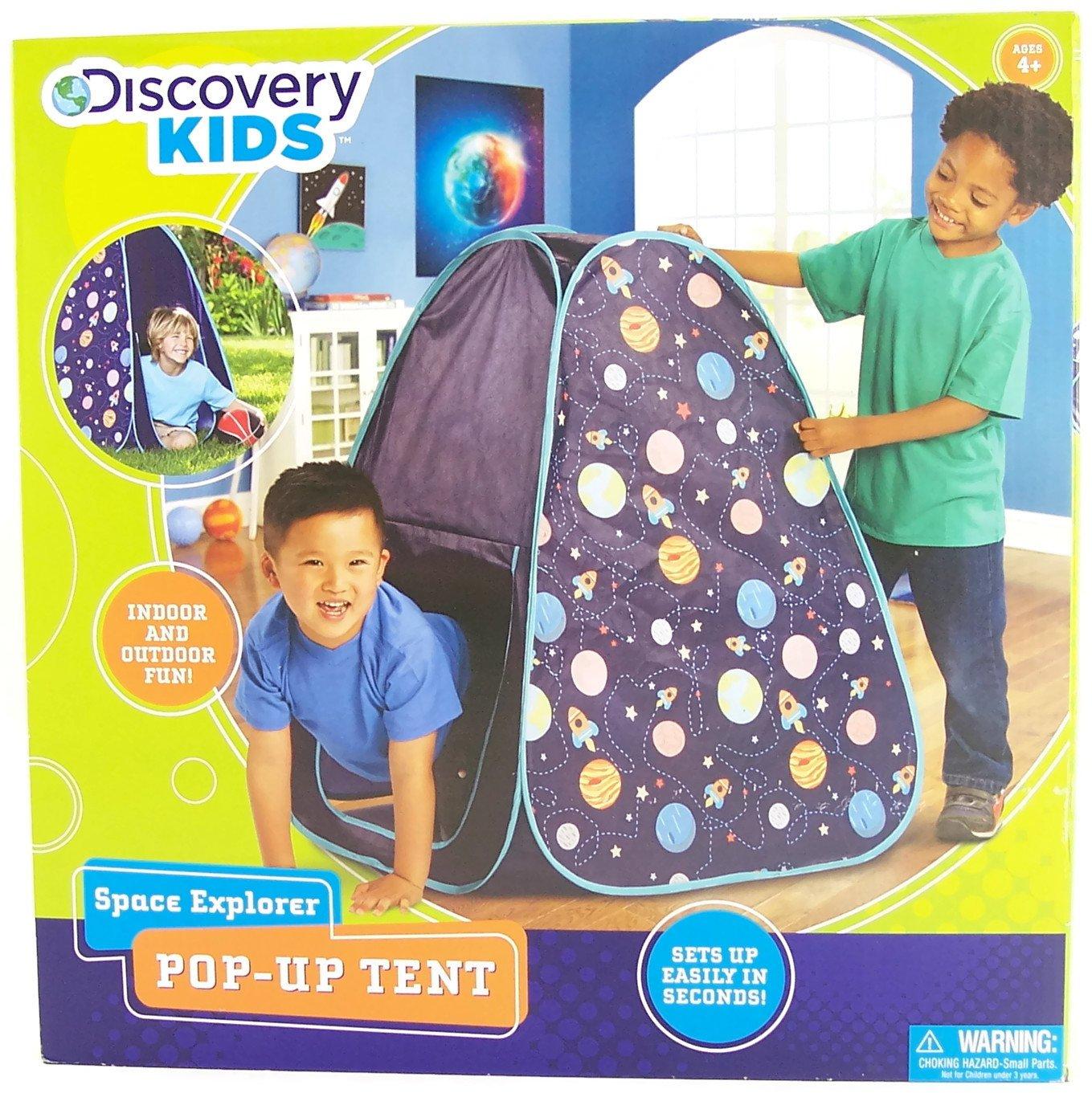 sc 1 st  Amazon.com & Amazon.com: Discovery Kids space explorer pop-up tent: Toys u0026 Games