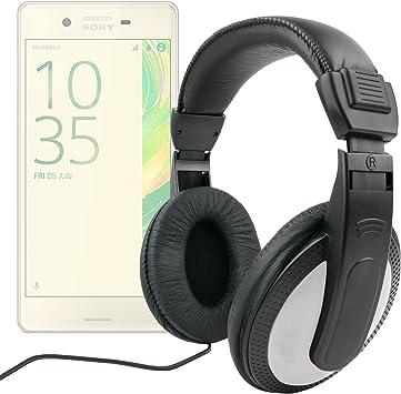 Auriculares Audio para Sony Xperia X, xperia XA, Xa Ultra y X Performance Smartphones pantalla 5