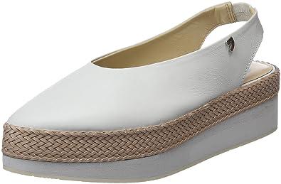 Gioseppo 45274, Baskets Enfiler Femme, Blanc Cassé (White), 38 EU