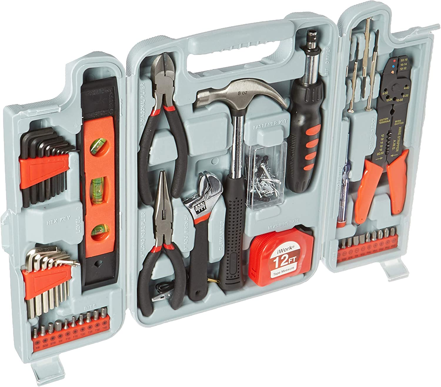 Latest DIY Coil Building Repair Tool Kit Coil Jig//Tweezers//NEWEST Tool Kit 9PCS Home DIY Tool Set Great Gift to Husband Friend and Father