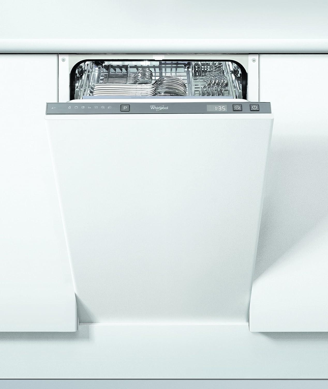 Whirlpool ADG 196 Totalmente integrado 10cubiertos A++ lavavajilla ...