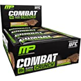 Muscle Pharm Combat Crunch #2 Variety Pack 12 Bars