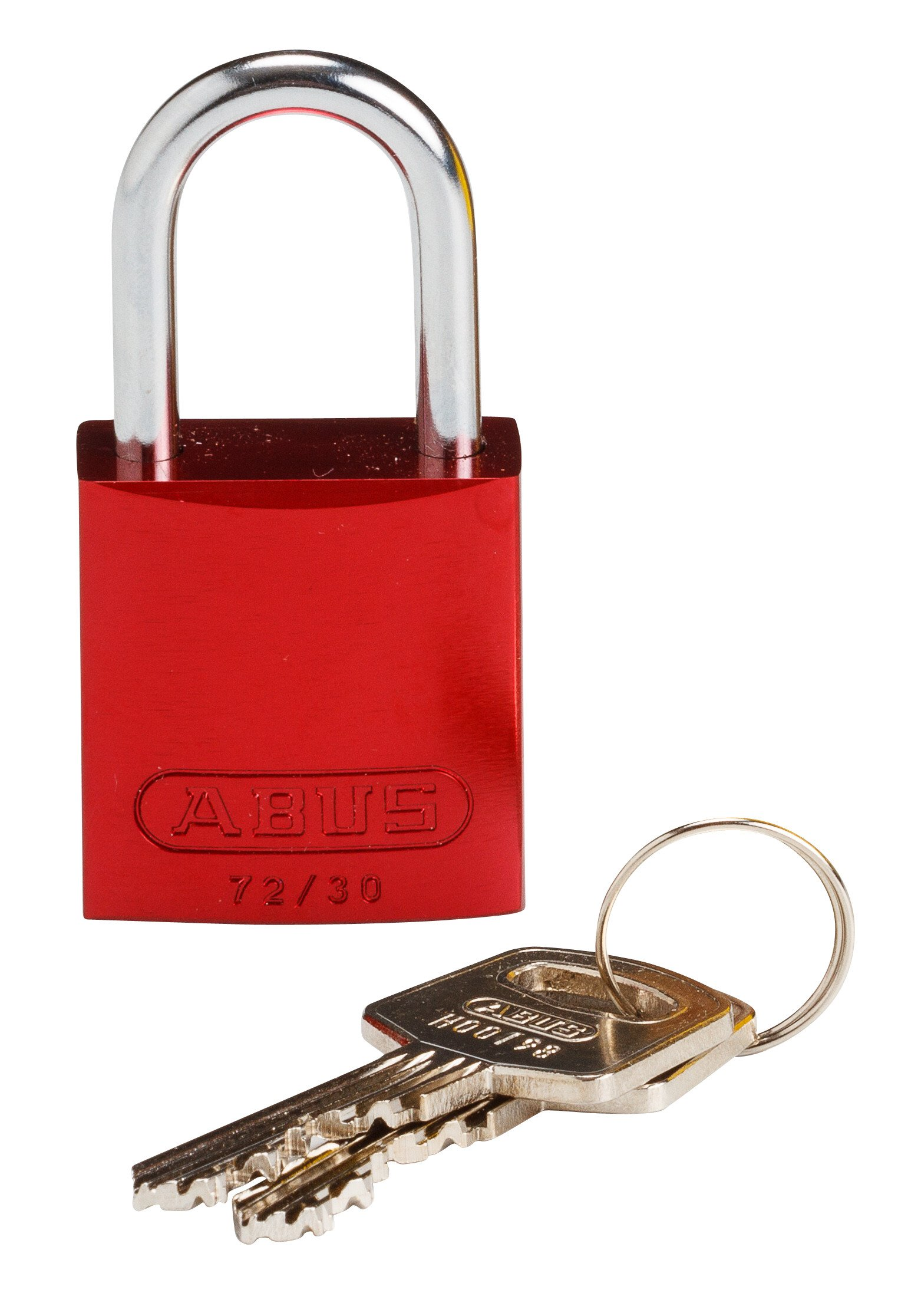 Brady 133270 Keyed Padlock, Different Key, Aluminum (Pack of 1)