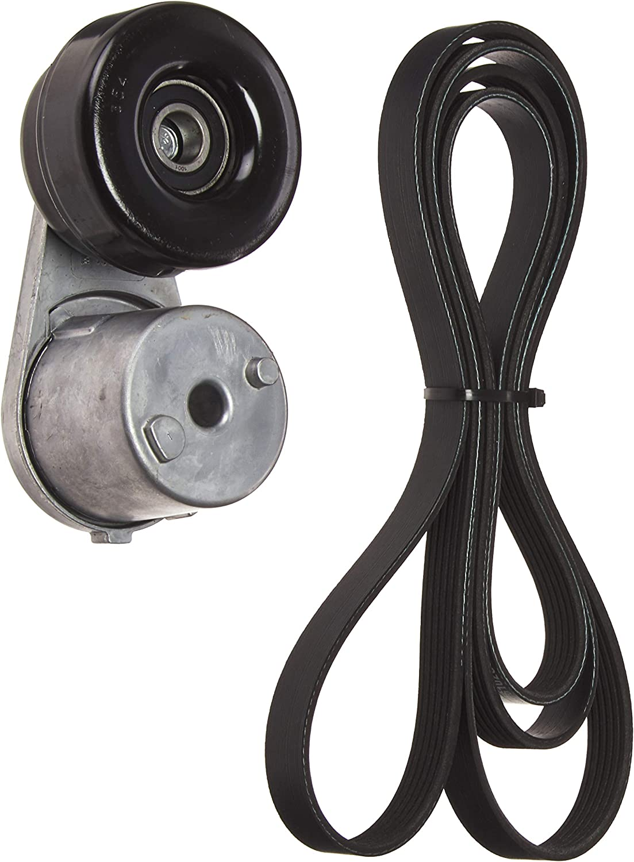 1 Pack Gates 90K-38158C Complete Serpentine Kit