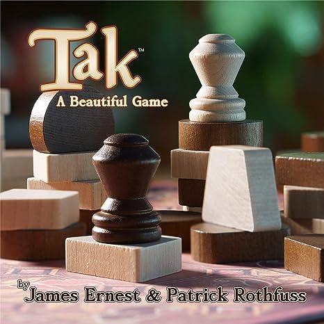 Resultado de imagen de Tak: a Beautiful Game