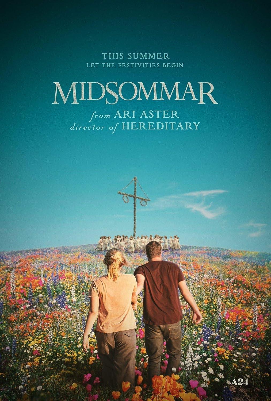 Amazon.com: newhorizon Midsommar Movie Poster 17'' x 25'' NOT A ...
