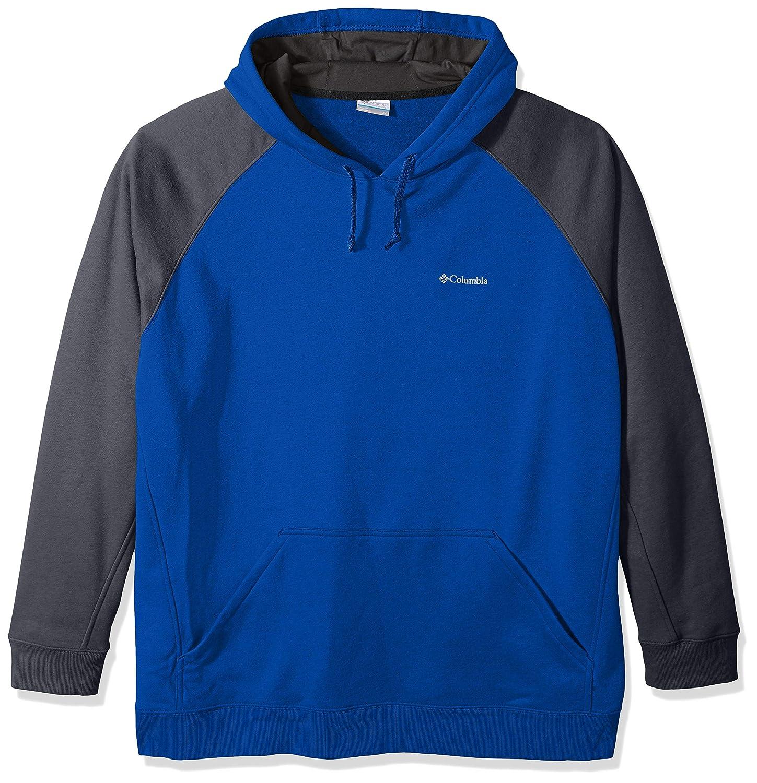 bleu, Graphite Taille L Hauteur Columbia Homme Sweat