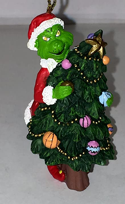 sideshow how the grinch stole christmas grinch ornament - How The Grinch Stole Christmas Decorations