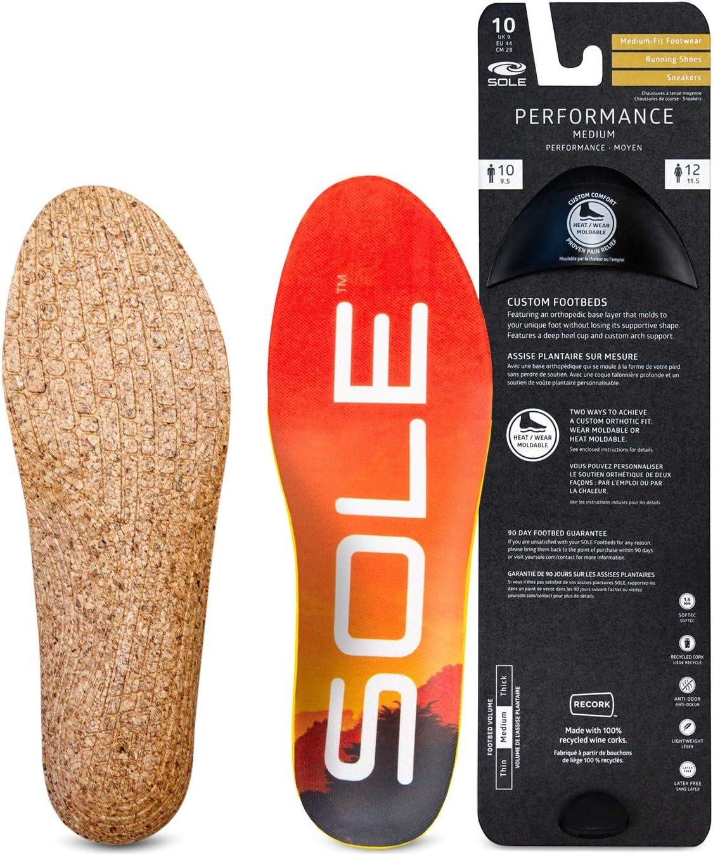 Amazon.com: SOLE Performance Medium