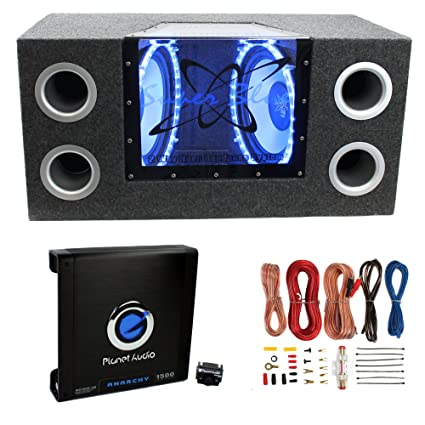 Fantastic Amazon Com Pyramid Bnps122 121200W Car Bandpass Subwoofers Box Wiring 101 Mecadwellnesstrialsorg
