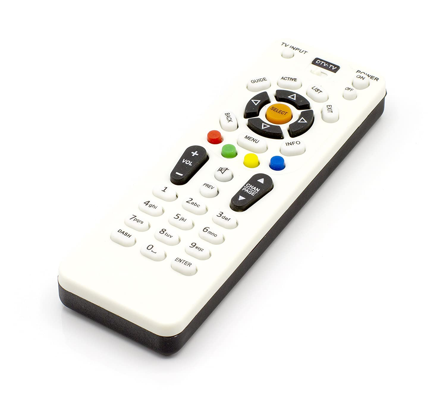 Amazon.com: THE CIMPLE CO Simplified Remote Control with Extra-Long ...