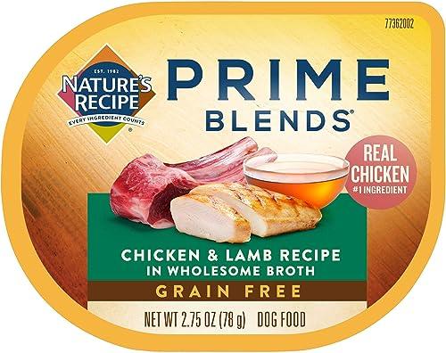 Nature's Recipe Prime Blends Wet Dog Food
