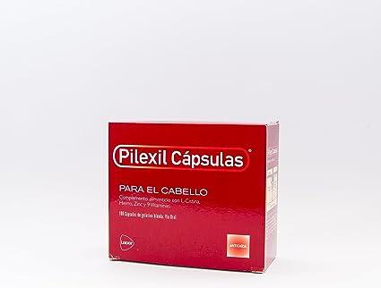 LACER PILEXIL 100 cápsulas