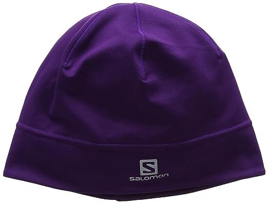 d5891f421f71 Salomon Unisex Active Beanie - Cosmic Purple