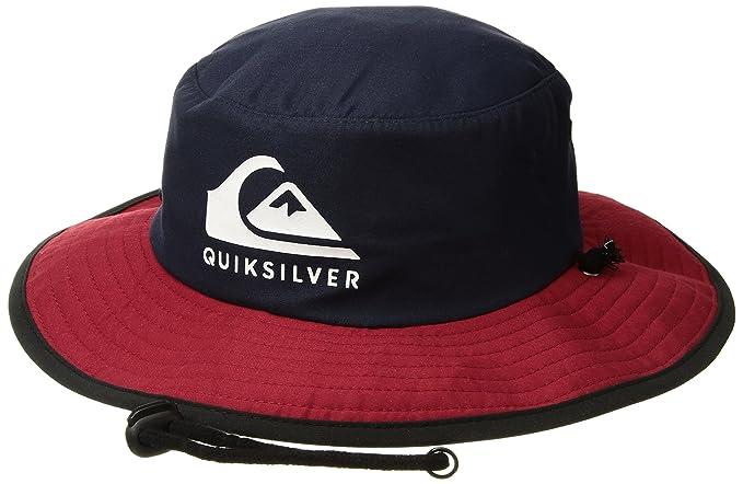 Amazon.com  Quiksilver Boys  Little Real Gel Youth Protection HAT ... 5c4d8d2e410